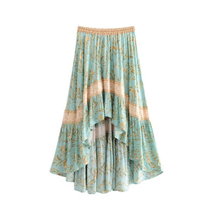 THE LENA MAXI SKIRT