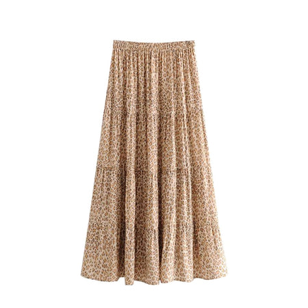 OOH LALA MAXI SKIRT