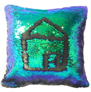 MAGICAL MERMAID PILLOW CASE