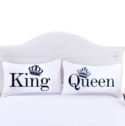 KING AND QUEEN PILLOW SHAMS