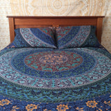 Bohemian bliss Mandala duvet set