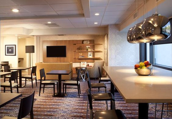 Keith Dotson photographs featured in Marriott Courtyard Austin-University Area hotel