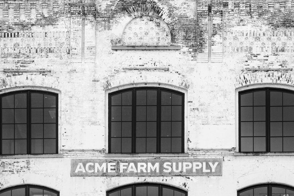Brief history of Nashville's iconic Acme Farm Supply building