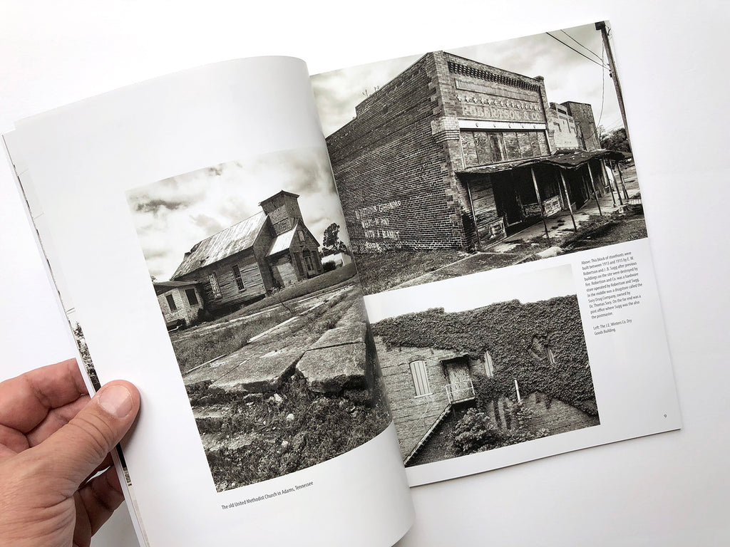 Fine art photographer Keith Dotson publishes photo book about abandoned places