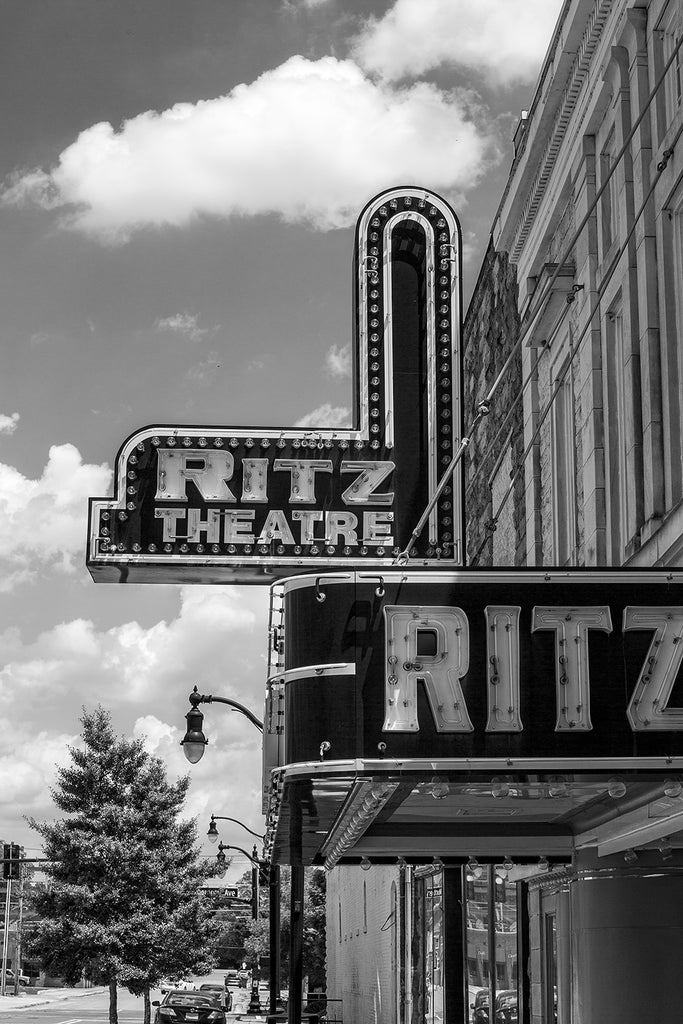Ritz Theatre in Sheffield, Alabama