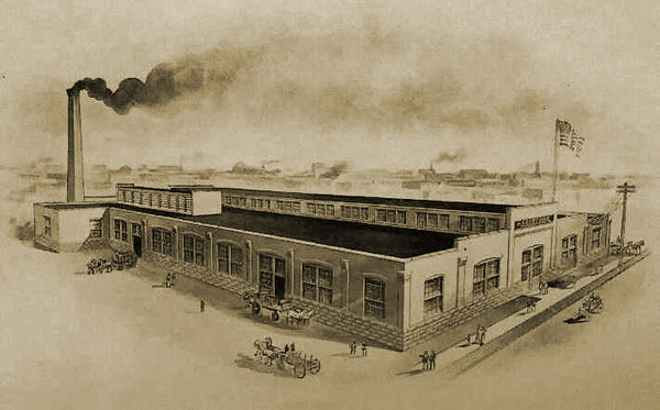 Keystone Manufacturing Company of Buffalo, NY. Keystone assumed manufacturing of Westcott wrenches in 1900.