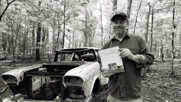 Photographer Keith Dotson publishes photo book of abandoned