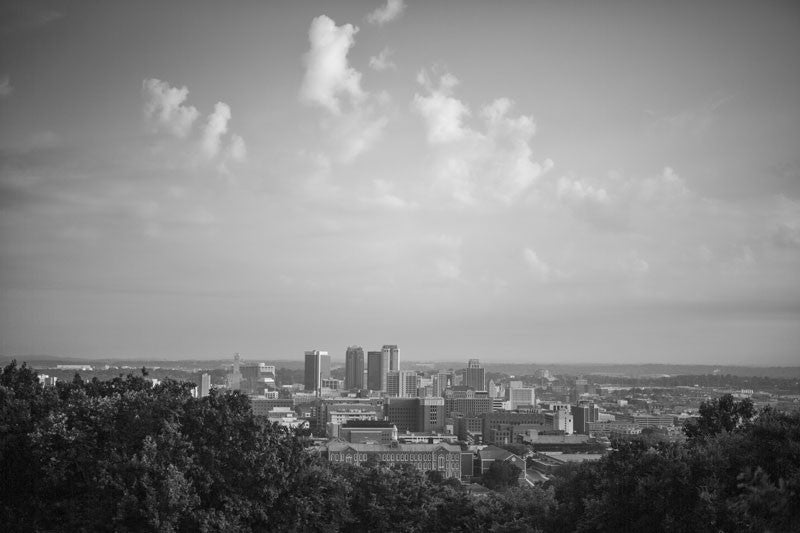 Downtown Birmingham, Alabama (A0007608)