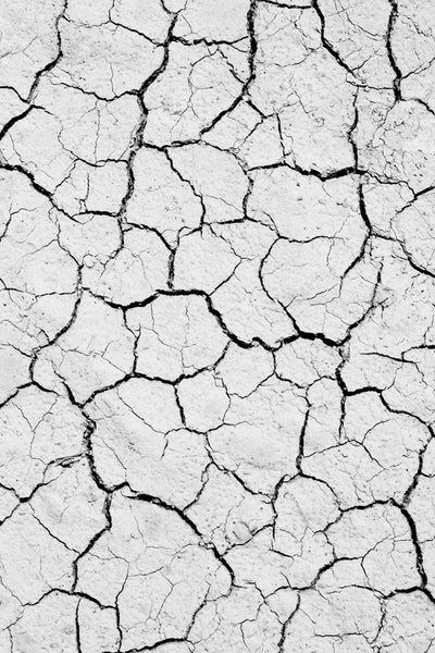 Cracked Earth Composition No. 2 (A0020936)