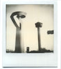 original polaroid photo of San Antonio by Keith Dotson