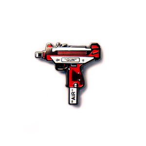 AIR GUN 1 LAPEL PIN-Lapel Pin-Good Dope Supply Co.