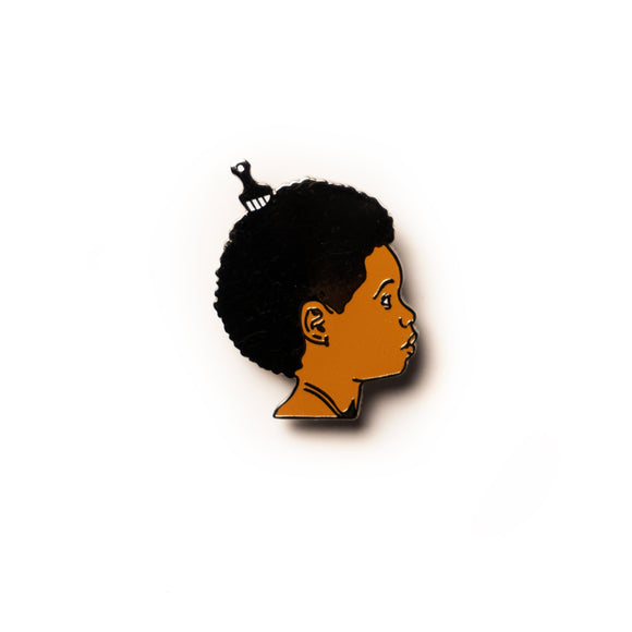 BABY DRIZZY LAPEL PIN-Lapel Pin-Good Dope Supply Co.