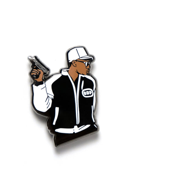 BDP LAPEL PIN-Lapel Pin-Good Dope Supply Co.