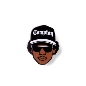 COMPTON LAPEL PIN-Lapel Pin-Good Dope Supply Co.