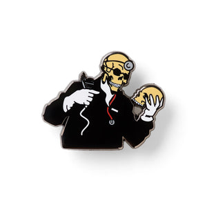 EARTH PEOPLE LAPEL PIN-Lapel pin-Good Dope Supply Co.