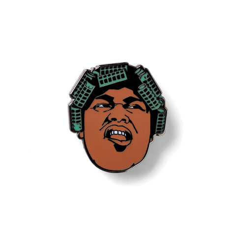 FRIDAY LAPEL PIN-Lapel Pin-Good Dope Supply Co.