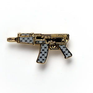 GG DRACO LAPEL PIN-Lapel Pin-Good Dope Supply Co.