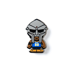 GOOD DOPE X LUDZIK ONE - MINI DOOM LAPEL PIN