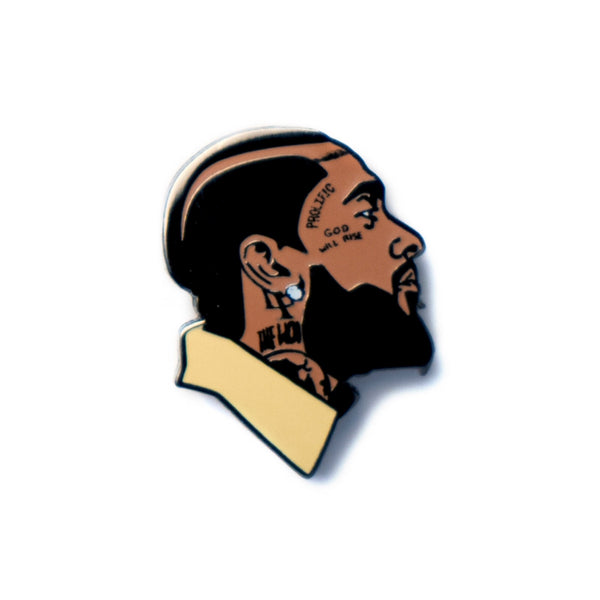 MARATHON LAPEL PIN-Lapel Pin-Good Dope Supply Co.