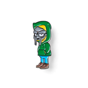MF BART LAPEL PIN-Lapel Pin-Good Dope Supply Co.
