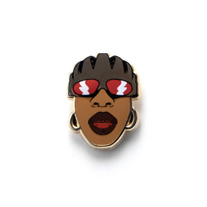 MISSY LAPEL PIN-Lapel Pin-Good Dope Supply Co.