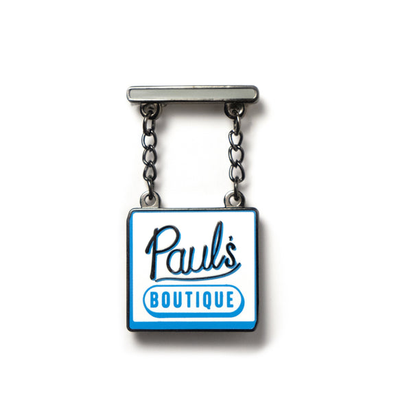 PAULS LAPEL PIN-Lapel Pin-Good Dope Supply Co.