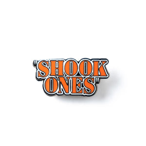 SHOOK ONES LAPEL PIN-Lapel Pin-Good Dope Supply Co.