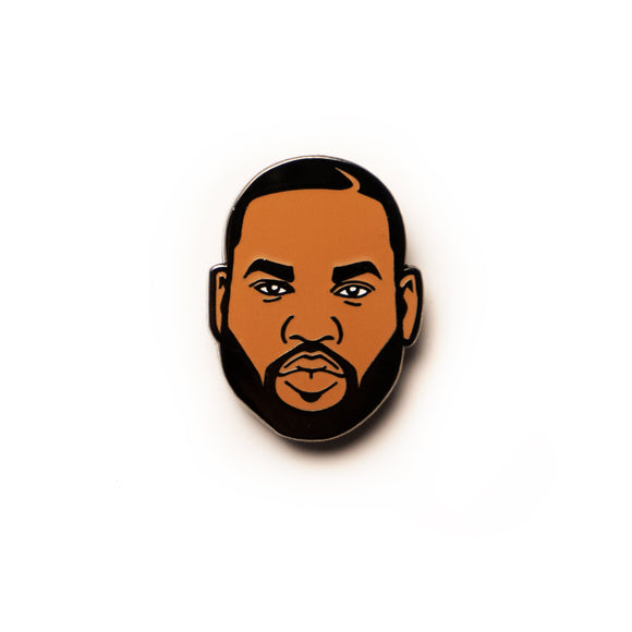 THE CHEF LAPEL PIN-Lapel Pin-Good Dope Supply Co.