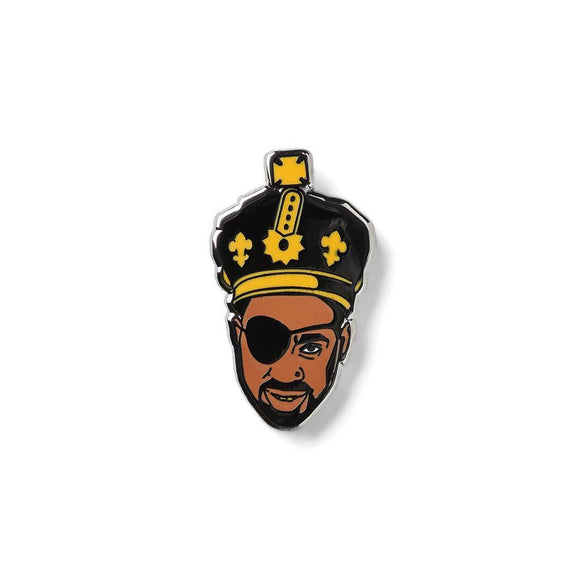 THE RULER LAPEL PIN-Lapel Pin-Good Dope Supply Co.