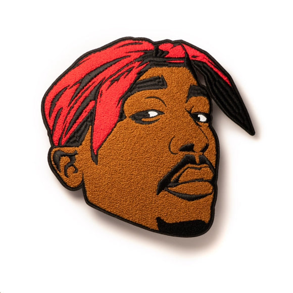 THUG LIFE CHENILLE PATCH