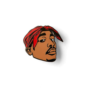THUG LIFE LAPEL PIN- RAP PIN - HIP HOP PIN - FASHION PINS - FASION LAPEL PINS