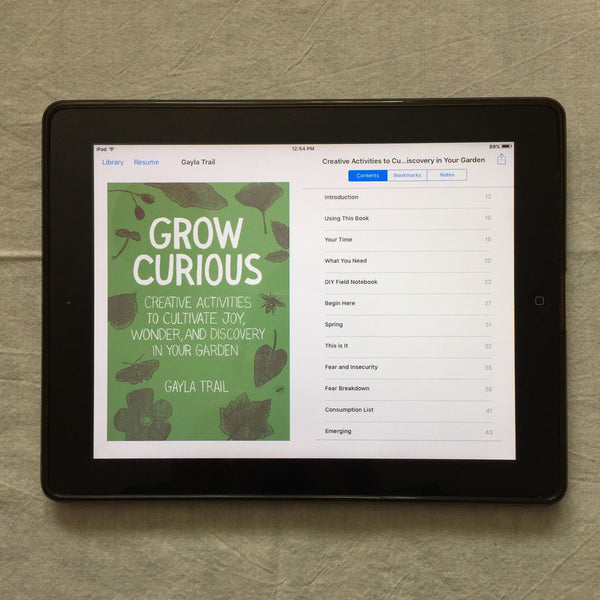 Grow Curious eBook