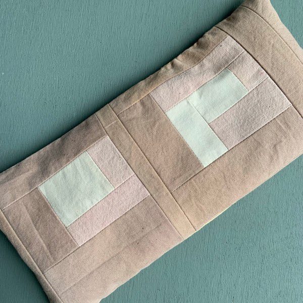 Herbal Sleep Ease Pillow - Naturally Dyed