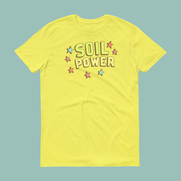Soil Power T-Shirt