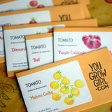 Bali Tomato Seeds -- RARE Fruity and Fragrant