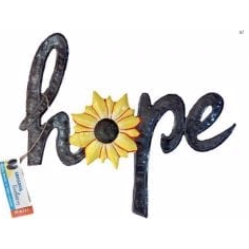 Hope Metal Art - Global Empowerment Marketplace