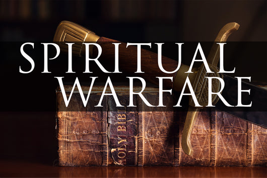 Spiritual warfare against oppression, vexation, possession, new age, witchcraft & occult