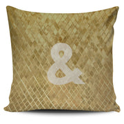 COVER PILLOW LETTER &