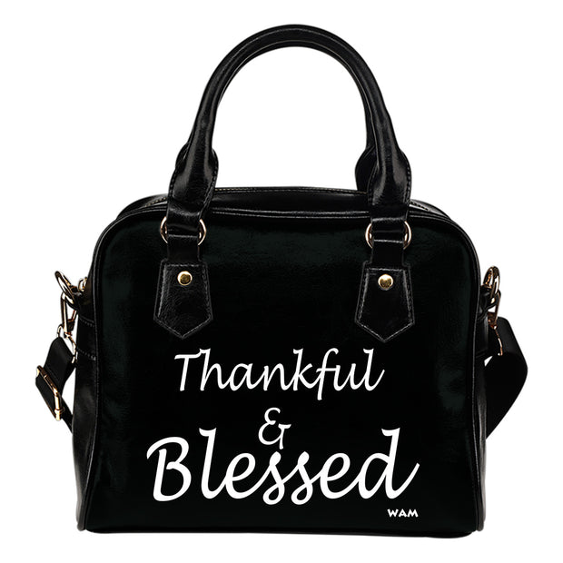 thankful and blessed handbag FREE SHIPPING
