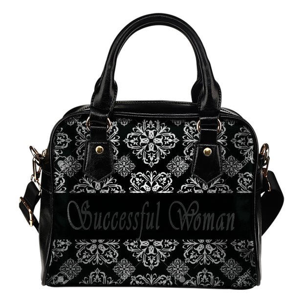 Successful woman Prov 31 shoulder handbag