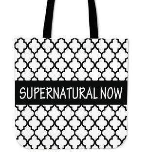a. supernatural now tote