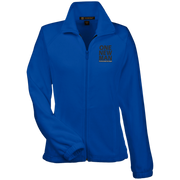ONE NEW MAN!! Womens Fleece Jacket