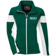WOMEN RISE UP!  TT34W Team 365 Ladies' Performance Colorblock Full Zip