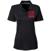 homme nouveau femme! Team 365 Ladies Solid Performance Polo