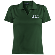 Ladies Dri-Mesh Short Sleeve Polos