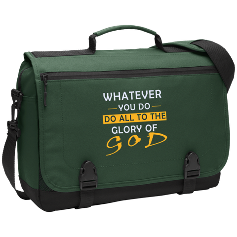 Whatever you do!  Messenger Briefcase