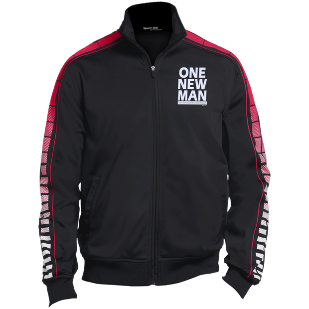 one new man! Warm Up Jacket