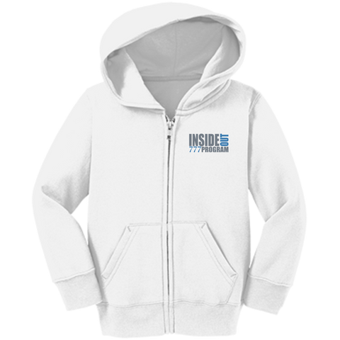 777 Program! Toddler Full Zip Hoodie