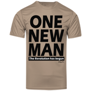 ONE NEW MAN!!  Youth Holloway Polyester Tee