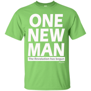one new man white! Ultra Cotton T-Shirt